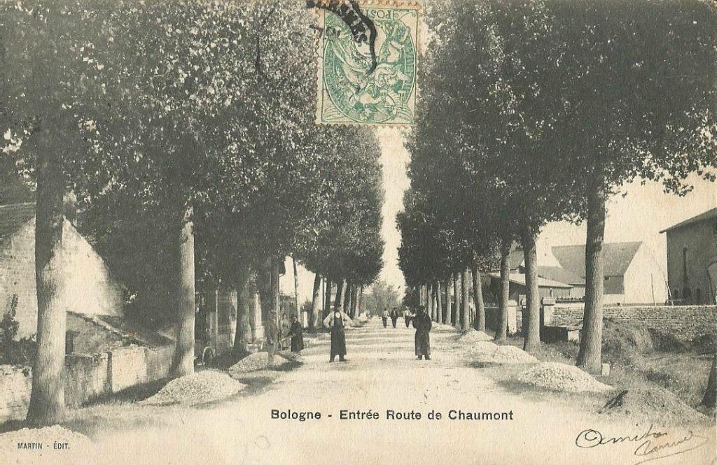 Bologne 52 haute marne cartes postales anciennes sur for 52 haute marne