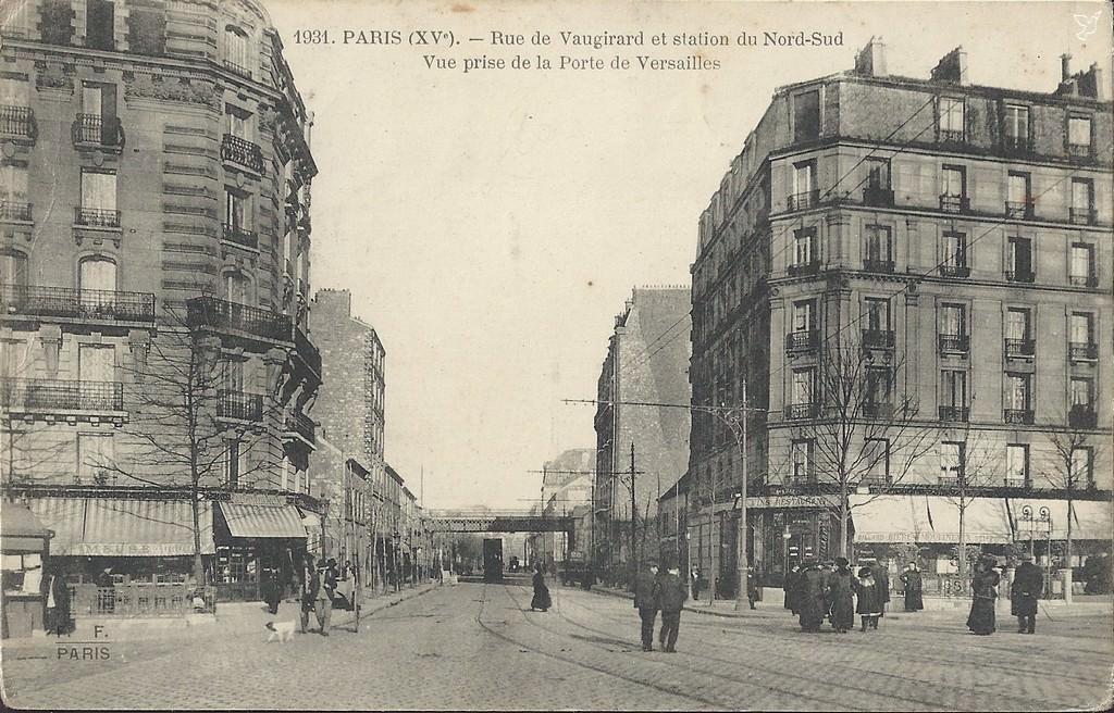 M tropolitain m tro paris 75 paris page 87 - Place de la porte de versailles paris ...