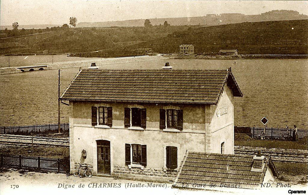 Charmes 52 haute marne cartes postales anciennes sur for Haute marne 52
