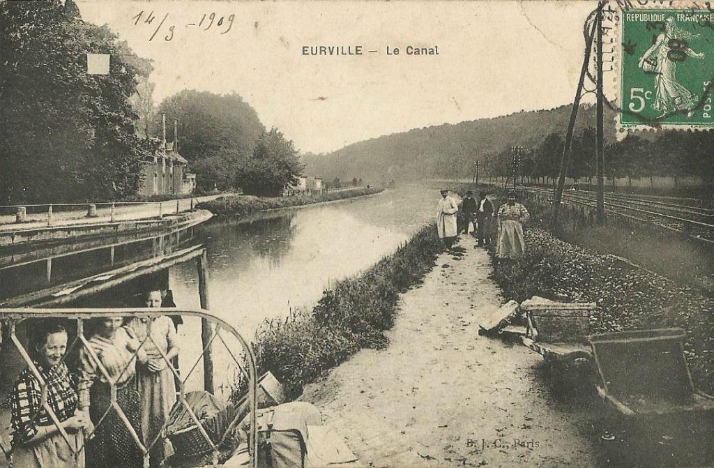 Eurville 52 haute marne cartes postales anciennes for 52 haute marne