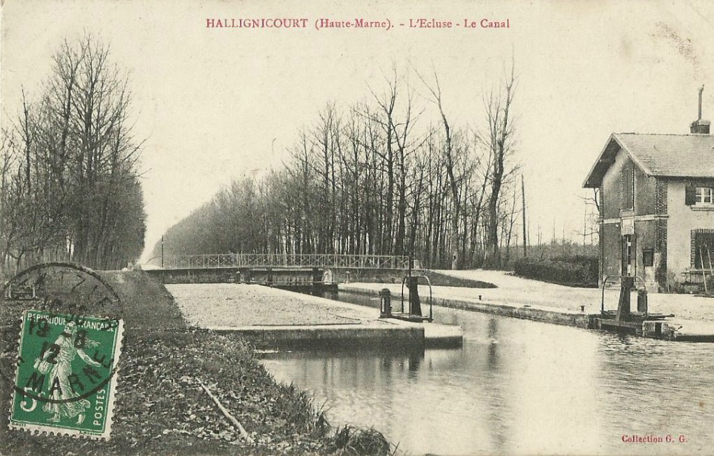 Hallignicourt 52 haute marne cartes postales for 52 haute marne