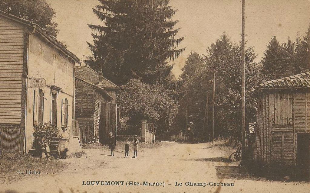 Louvemont 52 haute marne cartes postales anciennes for 52 haute marne
