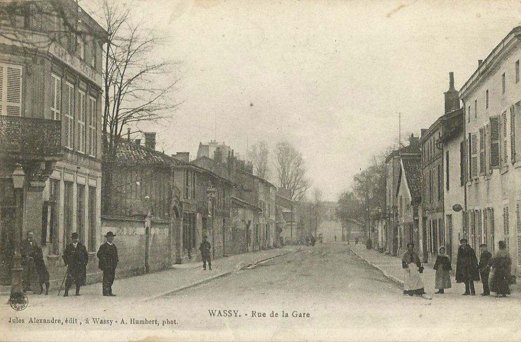 Wassy 52 haute marne cartes postales anciennes sur for 52 haute marne