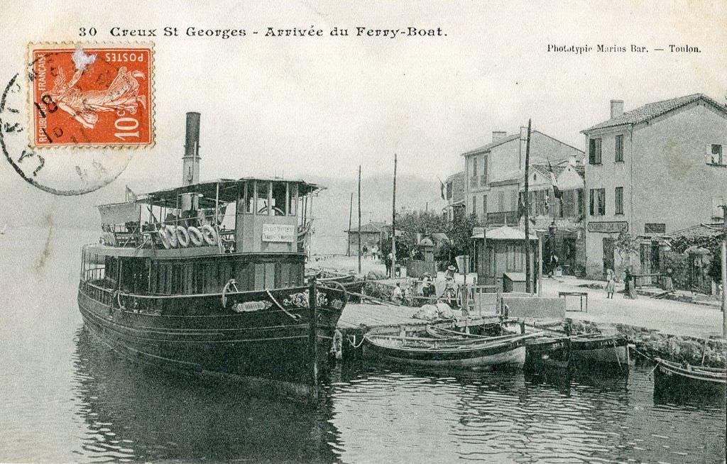 Saint mandrier sur mer 83 var cartes postales for Restaurant st mandrier