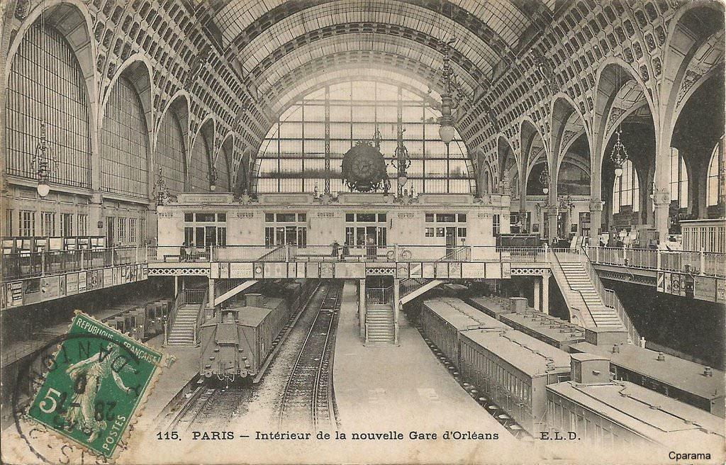 Paris Gare D Orl 233 Ans Quai D Orsay Paris Viie Arr