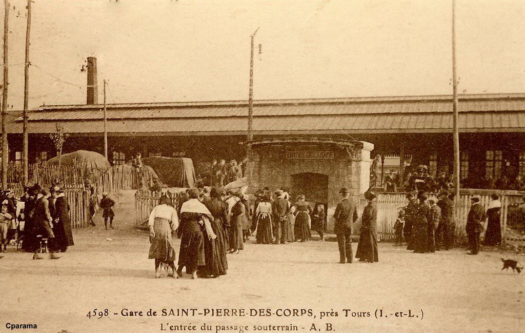 Saint pierre des corps indre et loire cartes postales - Boulanger saint pierre des corps ...