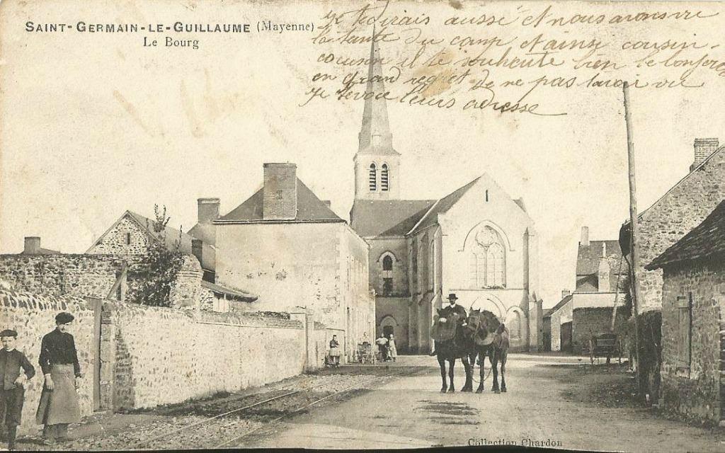 News de 53 mayenne page 3 cartes postales anciennes for La quincaillerie saint germain