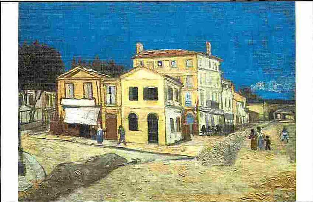 Arles Maison Jaune (Bouches-du-Rhone) : Cartes postales d\'hier et ...