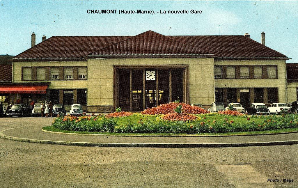 Chaumont haute marne cartes postales d 39 hier et photos for Chaumont haute marne
