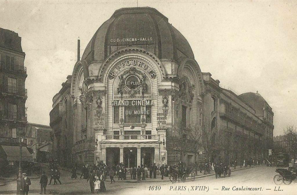 Paris - Hippodrome de la Place Clichy : Paris XVIIIe arr ...