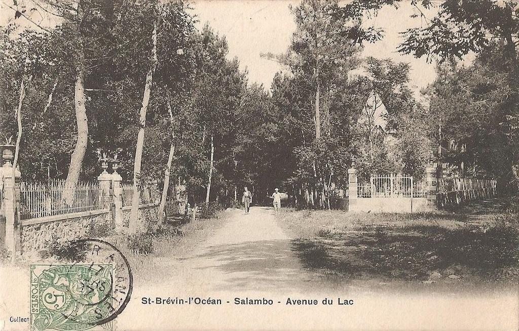 Saint br vin l 39 oc an 44 loire atlantique cartes postales anciennes sur cparama - Office du tourisme saint brevin ...