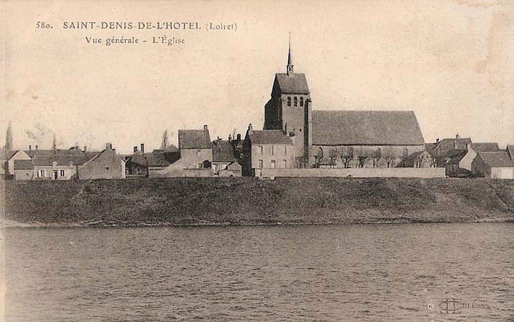 Saint-denis De L U0026 39 Hotel   45