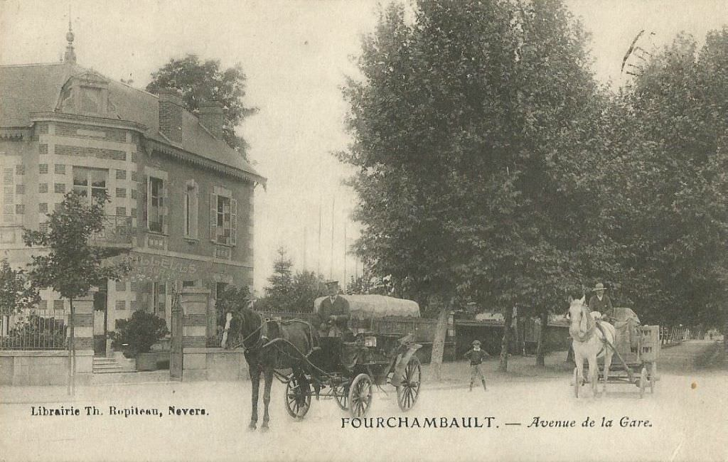 Fourchambault 58 ni vre cartes postales anciennes sur cparama - Fermob luxembourg saldi ...