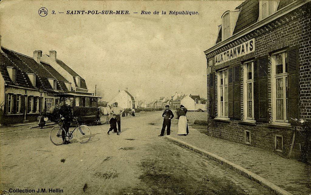 Saint pol sur mer 59 nord cartes postales anciennes - Cabinet radiologie saint pol sur mer ...