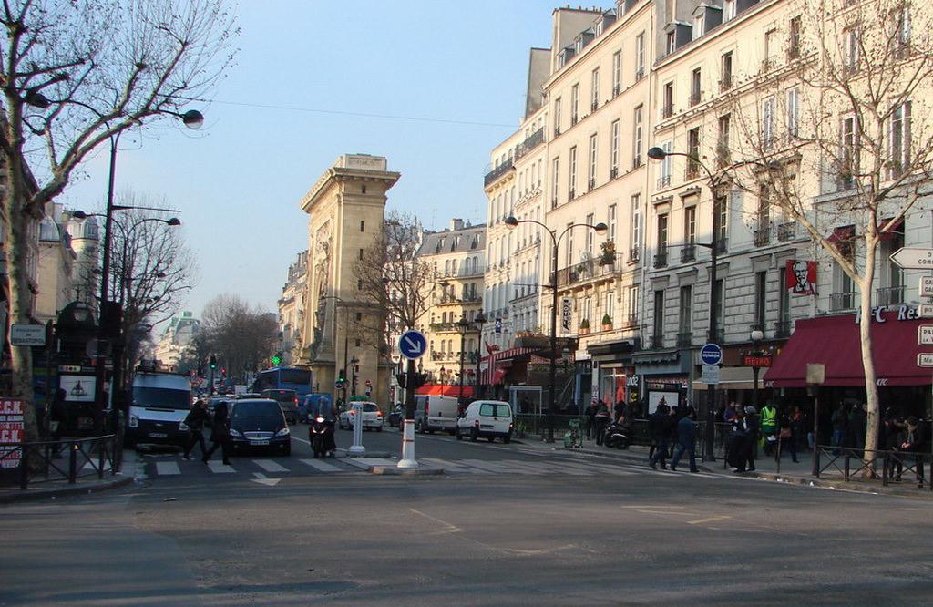 gay paris rencontre à Saint Denis