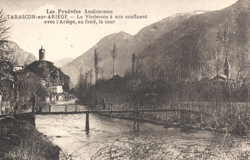 Tarascon sur ari ge 09 ari ge page 2 cartes postales anciennes sur cparama - Office du tourisme de tarascon sur ariege ...