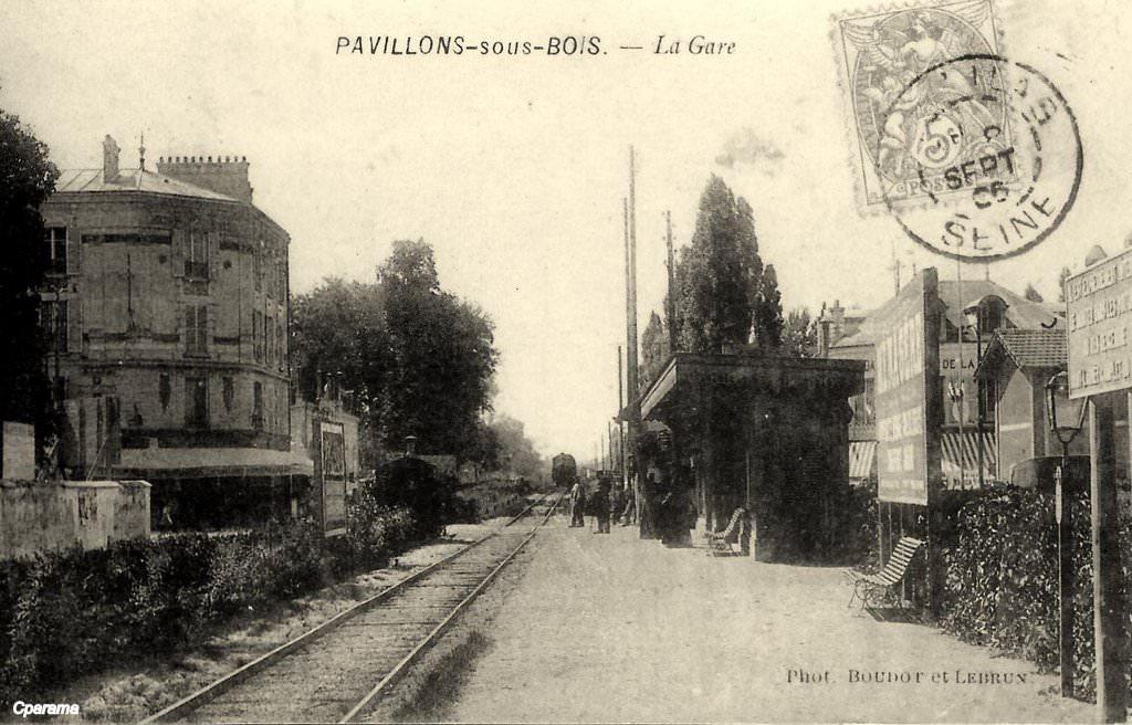 Ostéopathe Pavillons Sous Bois - Pavillons sous Bois 93 Seine Saint Denis Cartes Postales Anciennes sur CPArama