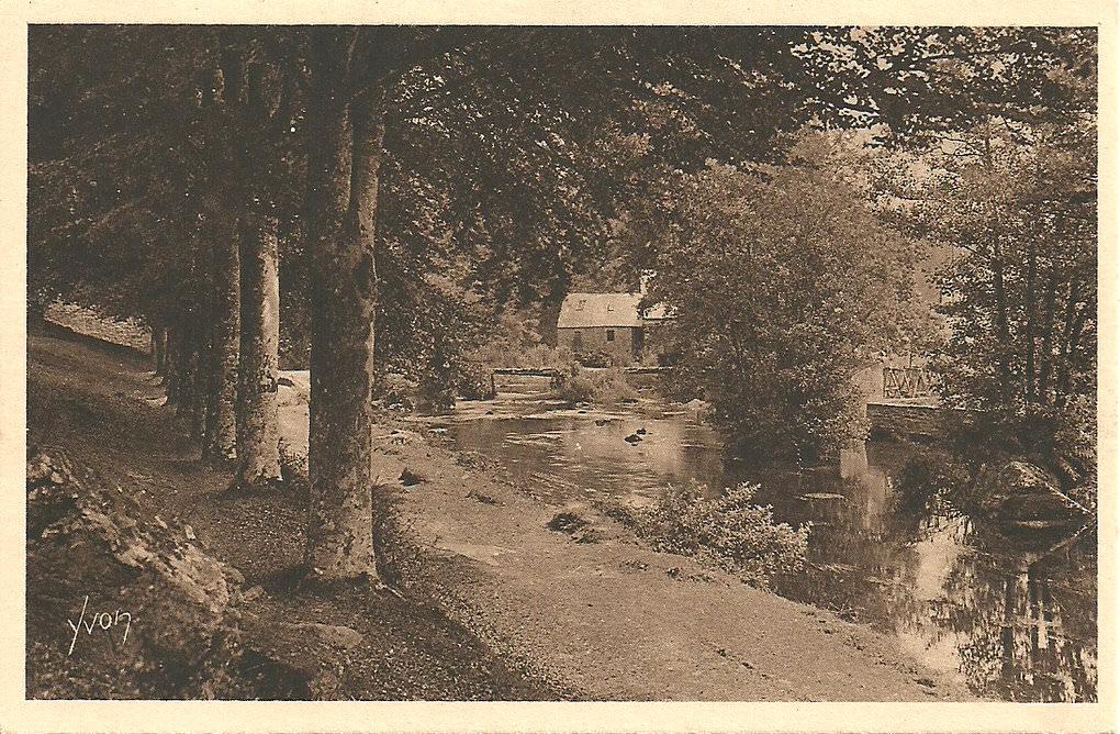 Pont Aven 29 Finistere Cartes Postales Anciennes Sur