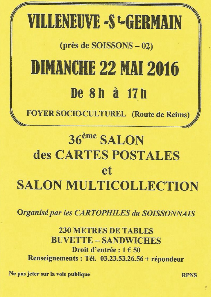 News de page 193 cartes postales anciennes for Bureau 02 villeneuve saint germain