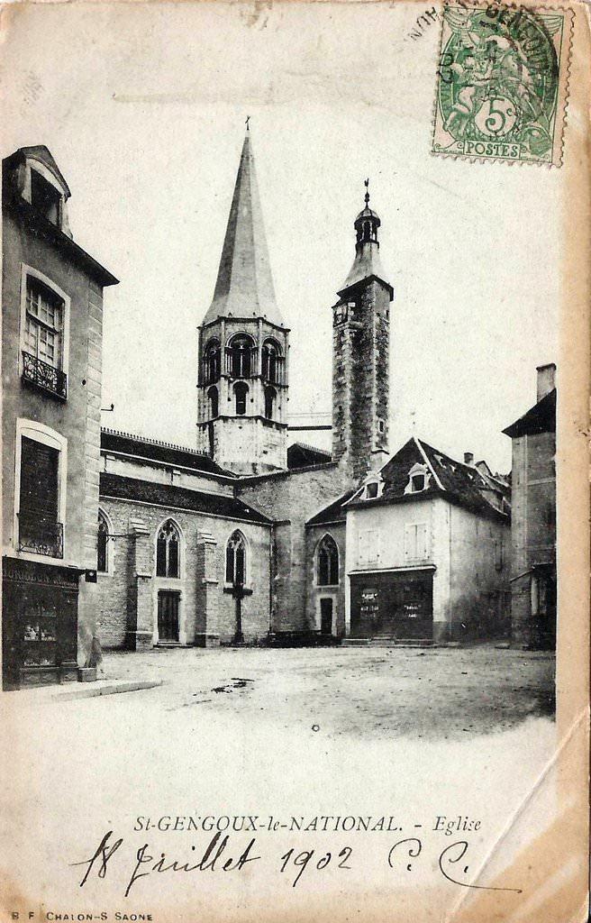 Saint gengoux le national 71 sa ne et loire cartes for 71 haute saone