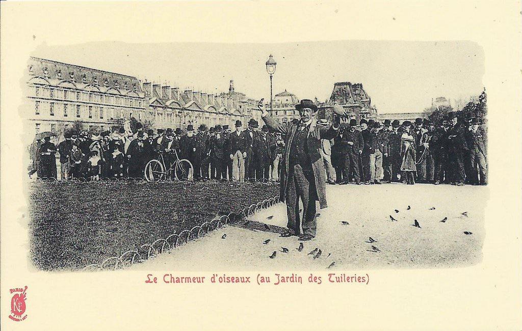 Collection k nzli fr res 75 paris page 3 cartes for Au jardin des tuileries