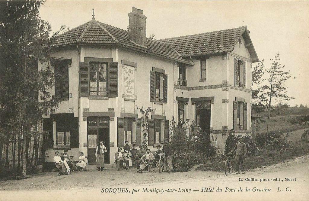 Montigny sur loing 77 seine et marne cartes postales anciennes sur cparama - Garage montigny sur loing ...