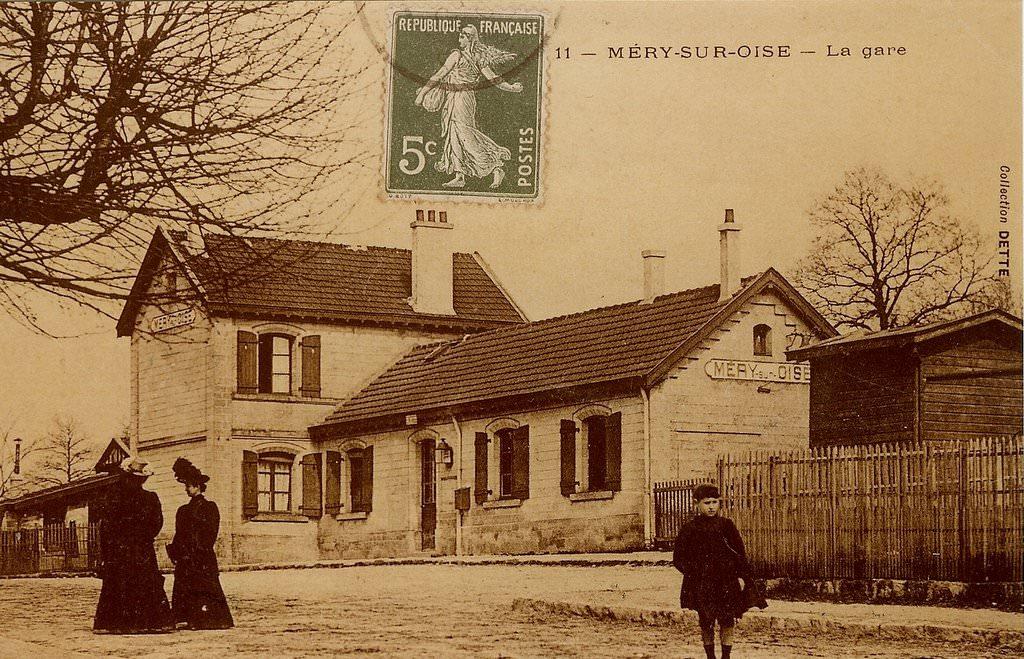 M Ry Sur Oise 95 Val D 39 Oise Cartes Postales
