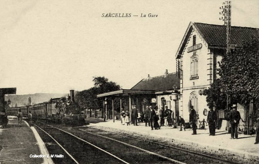 Sarcelles 95 val d 39 oise cartes postales anciennes sur cparama - Decorateur interieur val d oise ...