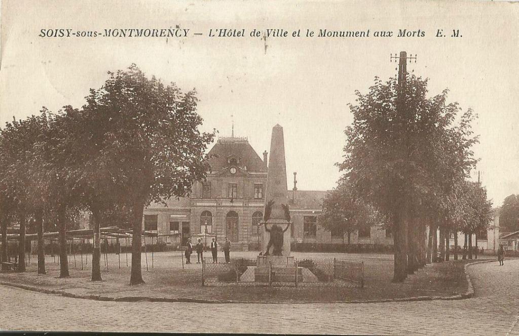 Soisy Sous Montmorency 95 Val D 39 Oise Cartes Postales