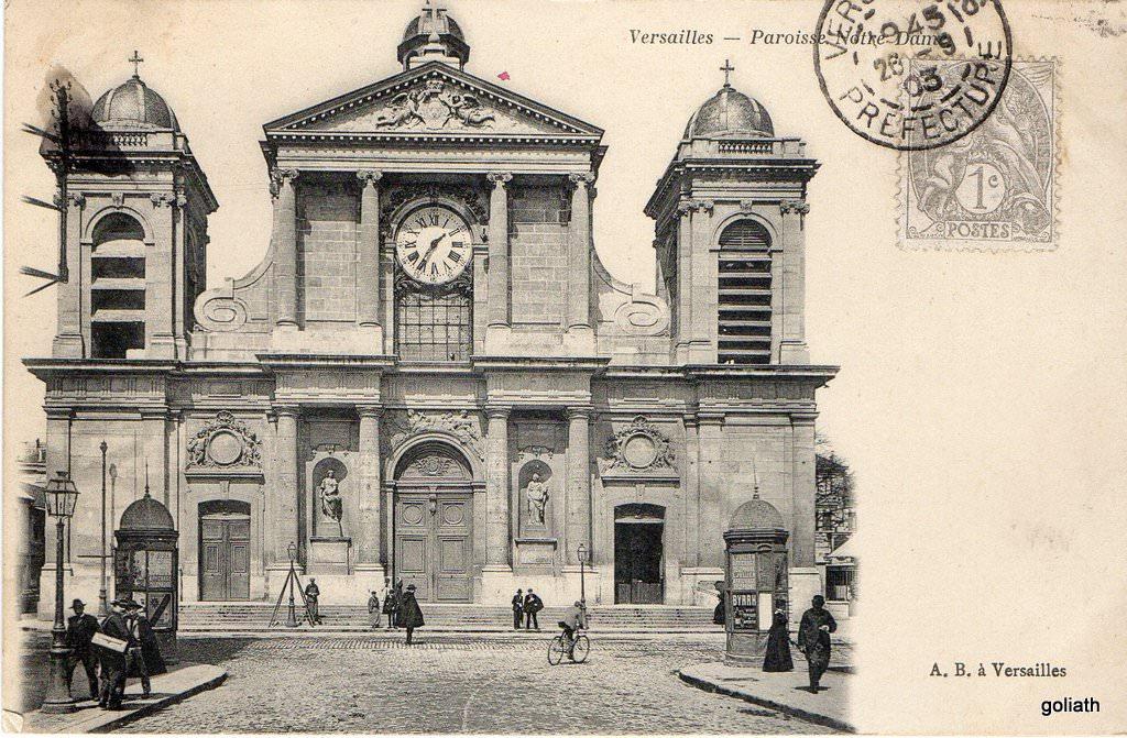 Favori 1 - Versailles - Cartes postales diverses : Versailles | Cartes  NH63