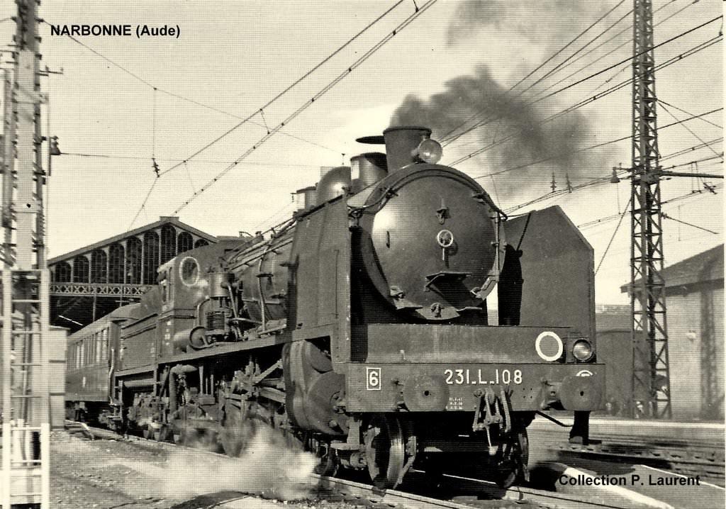 locomotives et trains de la sncf trains page 10 cartes postales anciennes sur cparama. Black Bedroom Furniture Sets. Home Design Ideas