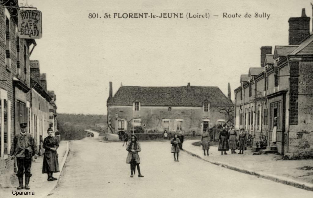 Saint-Florent : 45 - Loiret | Cartes Postales Anciennes sur CPArama