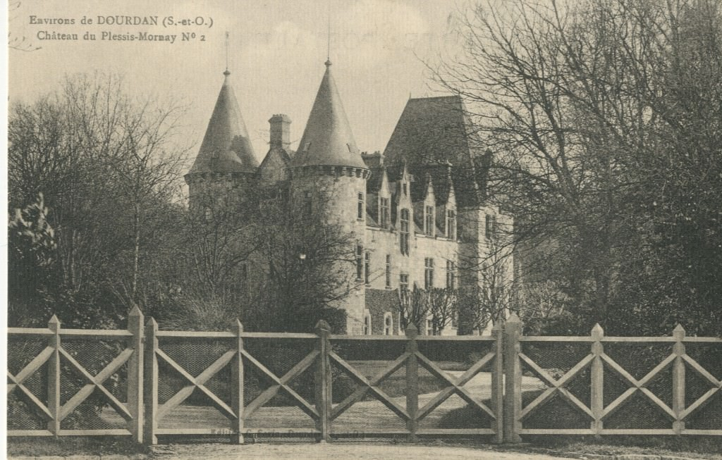 longvilliers 78 yvelines cartes postales anciennes