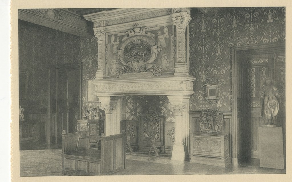 azay le rideau 37 indre et loire page 2 cartes postales anciennes sur cparama. Black Bedroom Furniture Sets. Home Design Ideas