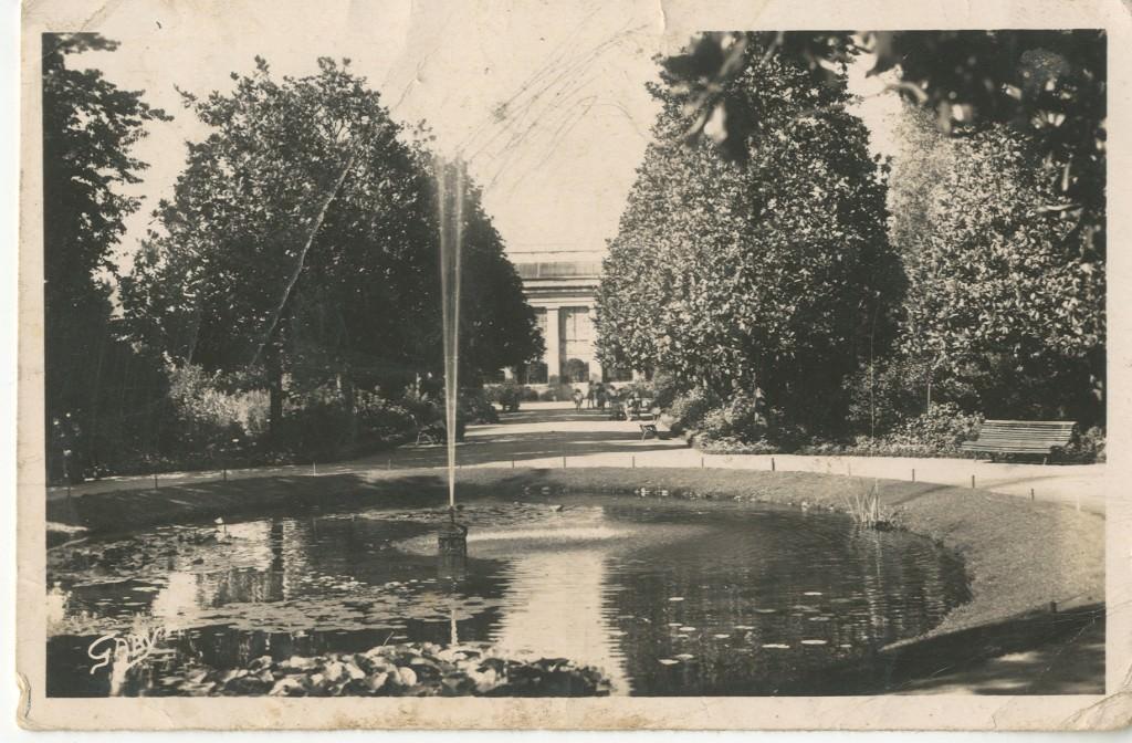 Tours jardins squares et parcs tours cartes for Jardin botanique tours