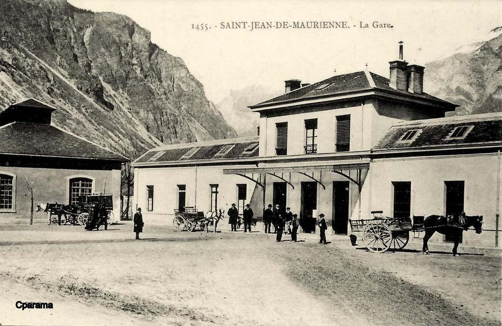 saint jean de maurienne 73 savoie cartes postales anciennes sur cparama. Black Bedroom Furniture Sets. Home Design Ideas