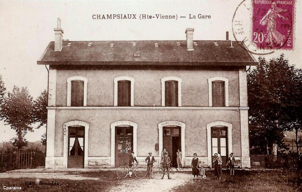 Champsiaux cne de la meyze 87 haute vienne cartes for 87 haute vienne carte