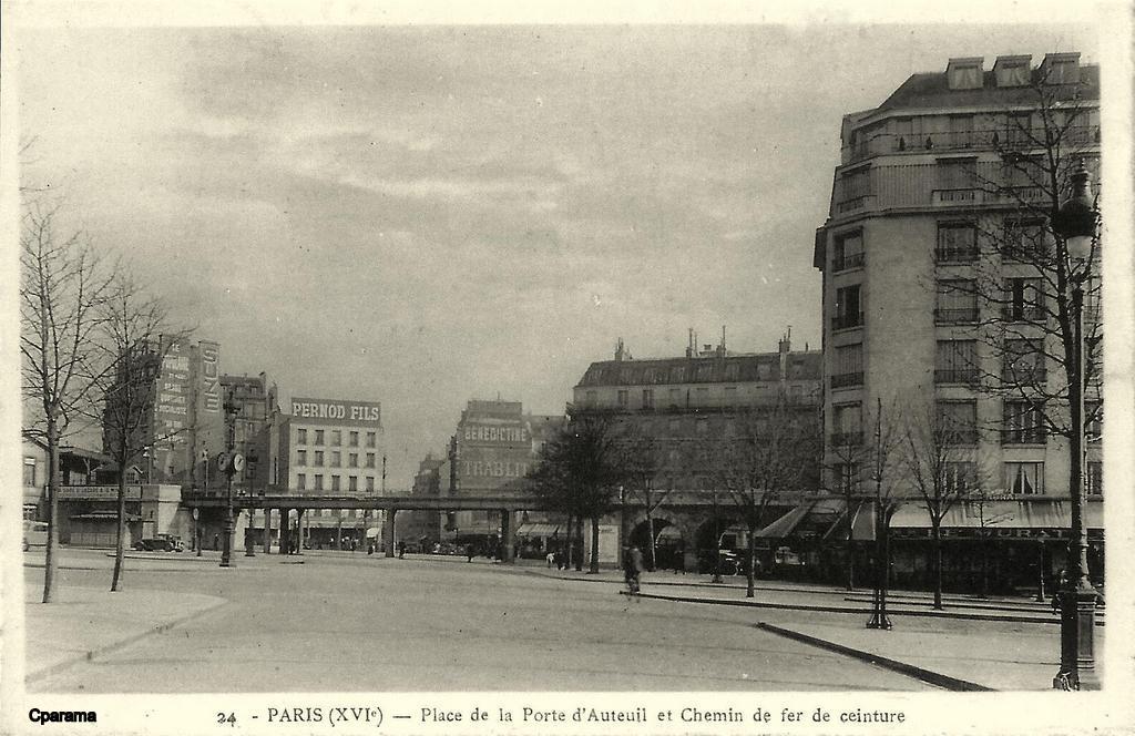 News de paris xvie arr cartes postales anciennes sur - Place de la porte de versailles paris ...