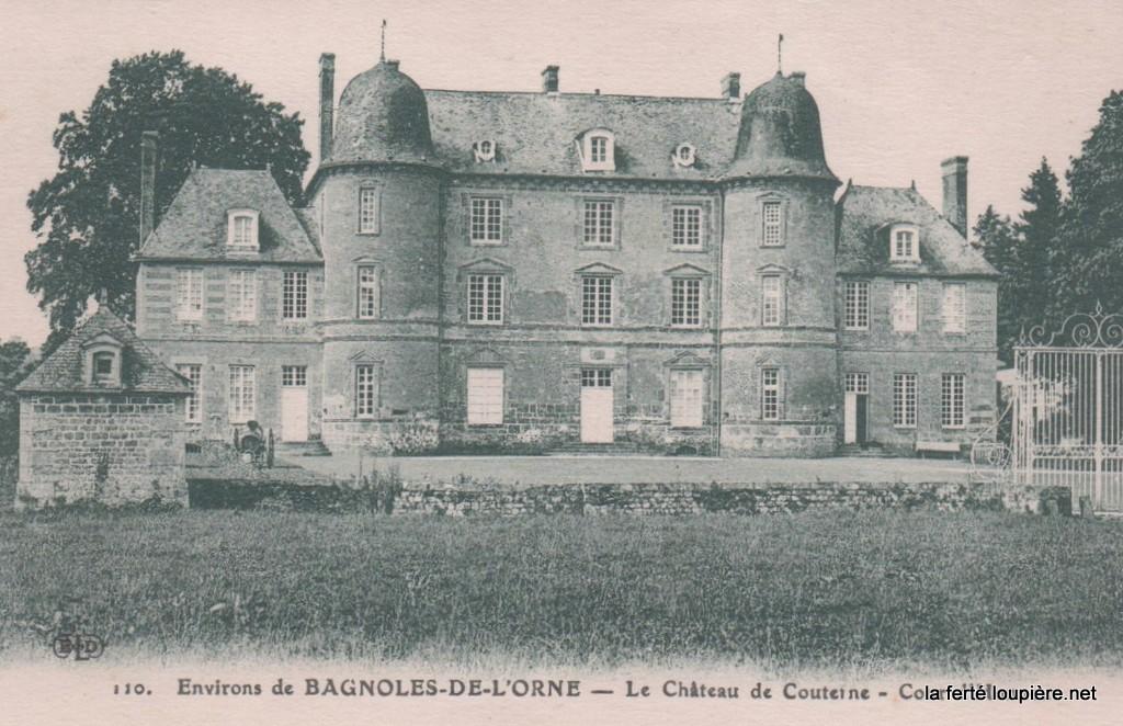 Couterne : 61 - Orne | Cartes Postales Anciennes sur CPArama