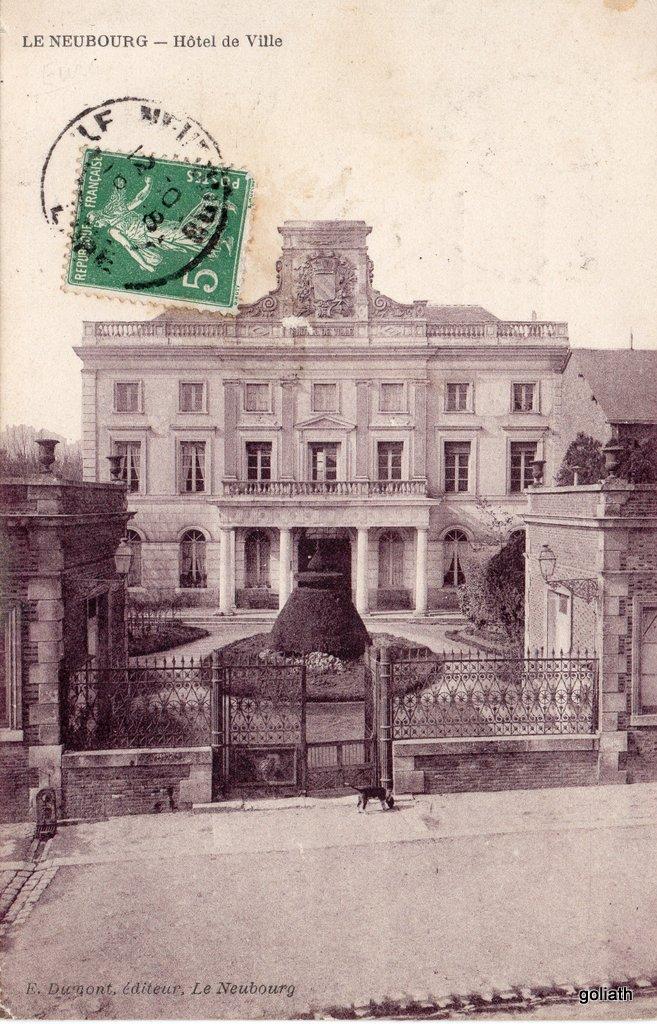 Le neubourg 27 eure cartes postales anciennes sur for Piscine le neubourg