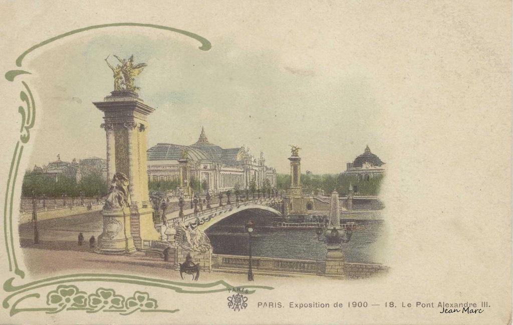 Paris exposition universelle 1900 expositions for Exposition paris 2017