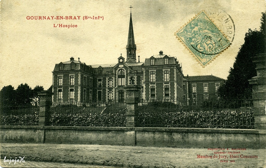 gournay en bray 76 seine maritime page 4 cartes postales anciennes sur cparama. Black Bedroom Furniture Sets. Home Design Ideas