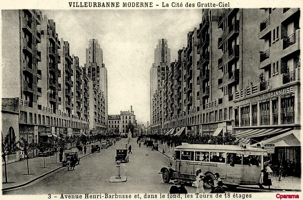 Villeurbanne : 69 - Rhône