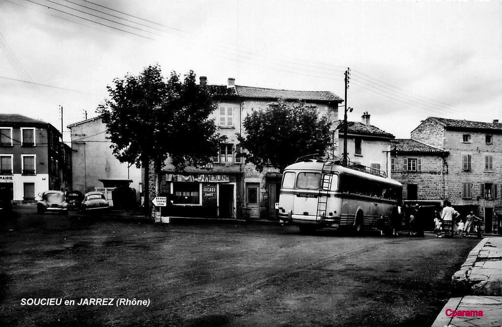 Soucieu-en-Jarrest : 69 - Rhône