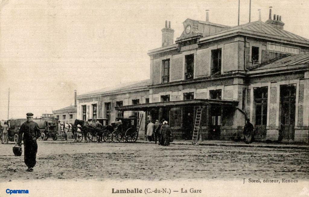 Lamballe : 22 - Côtes D'Armor