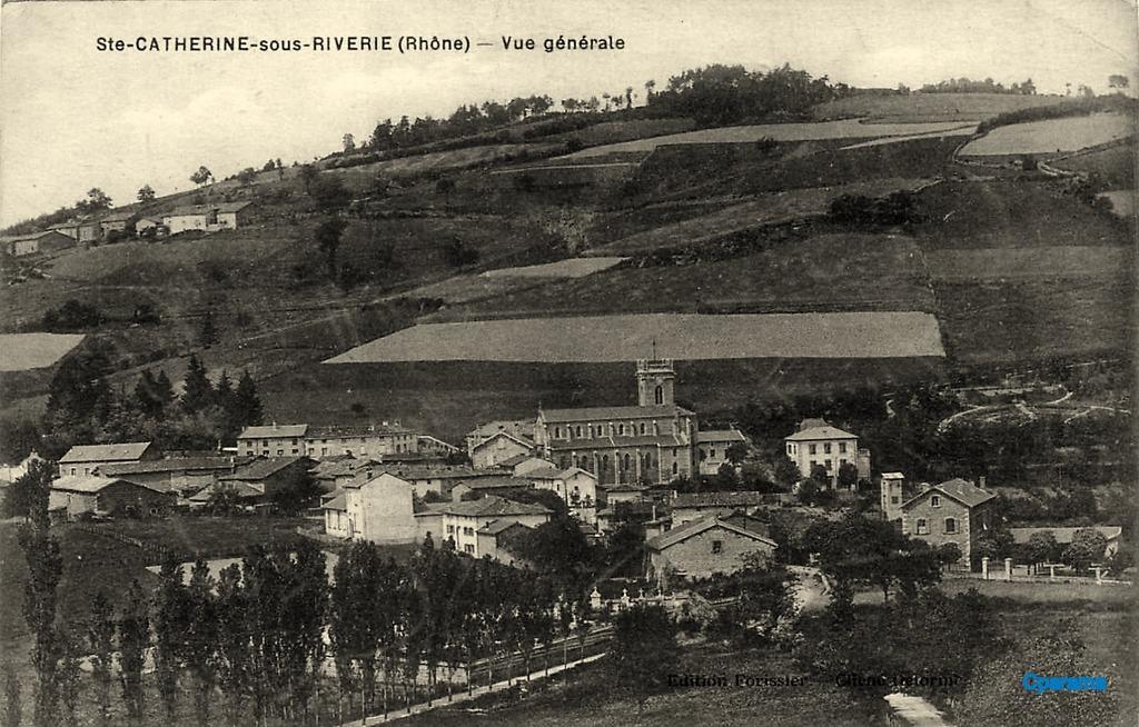 Sainte-Catherine-sur-Riverie