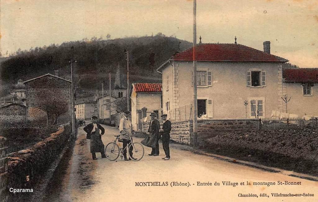 Montmelas-Saint-Sorlin : 69 - Rhône