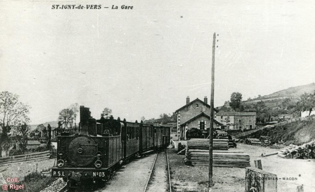 Saint-Igny-de-Vers : 69 - Rhône