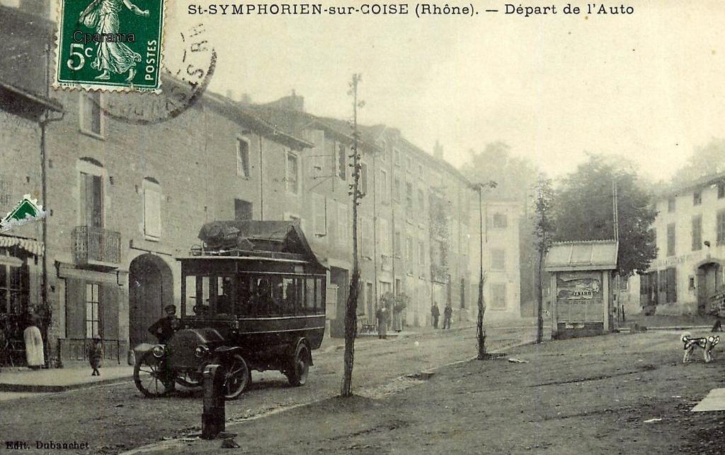 Saint-Symphorien-sur-Coise : 69 - Rhône