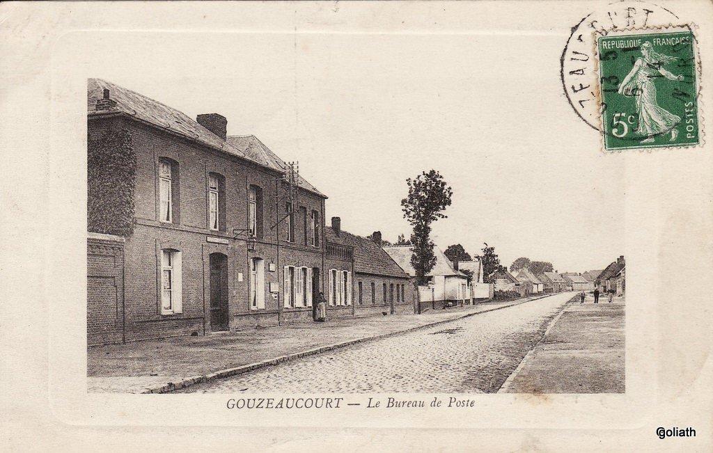 news de gouzeaucourt page 3 cartes postales anciennes sur cparama. Black Bedroom Furniture Sets. Home Design Ideas